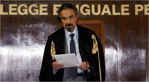 italia judge sentencing CIA