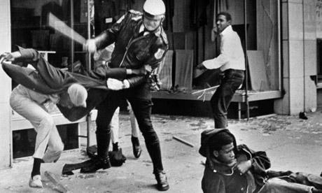 king riots