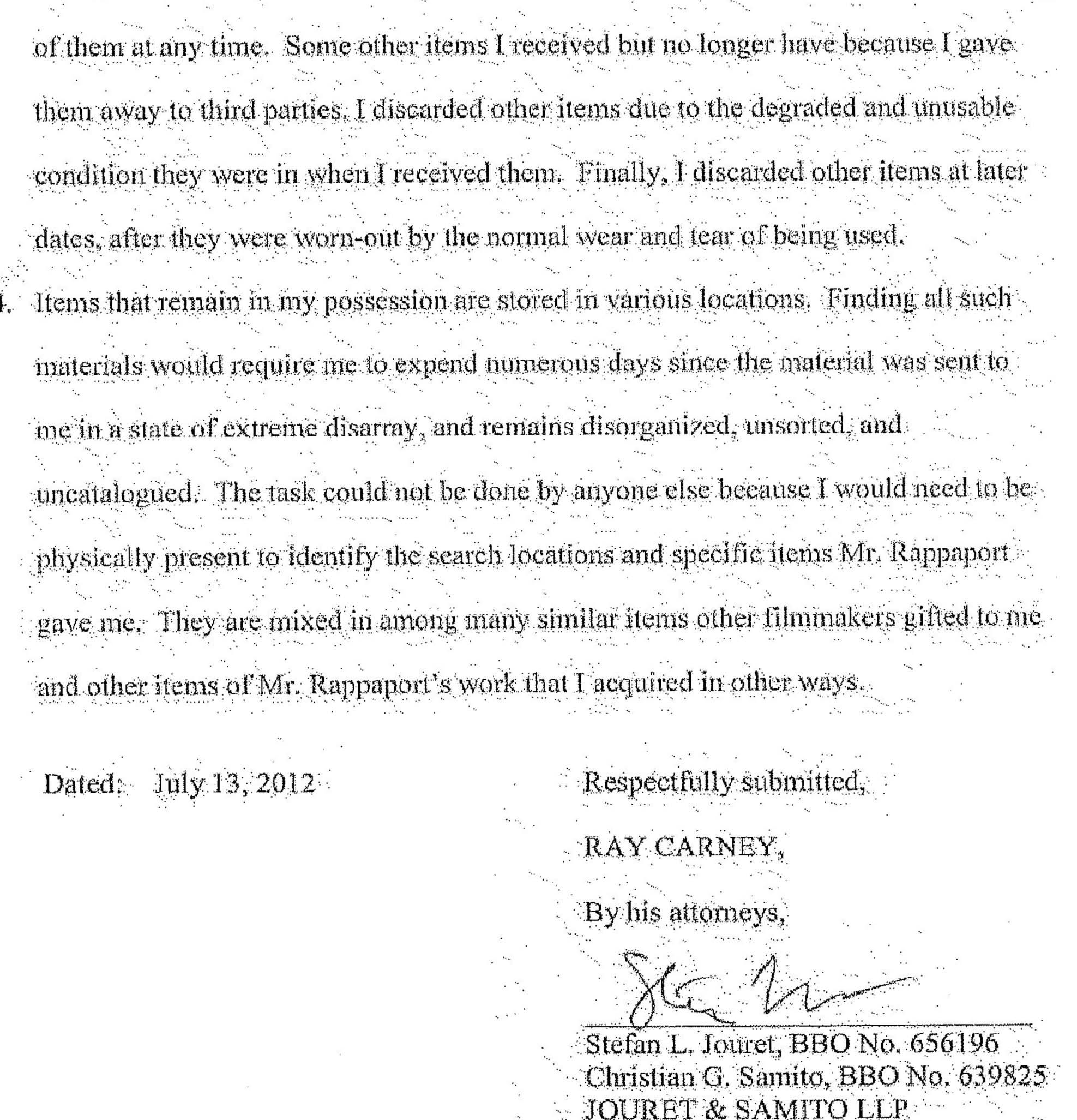 Doc400518 Example of a Sworn Affidavit Sample Affidavit Free – Example of Sworn Statement