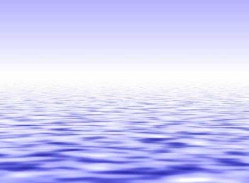 quiet ocean