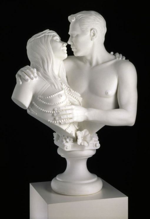 34 Jeff Koons, Bourgeois Bust - Jeff and Ilona.746x560
