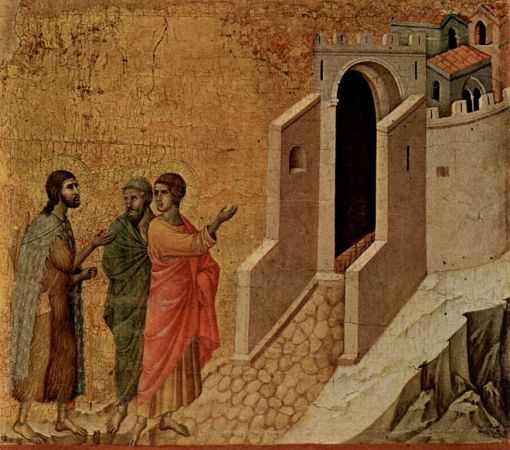 63 the-road-to-emmaus-duccio-di-buoninsegna