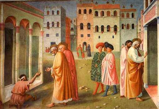 69  Masaccio Masalino Brancacci