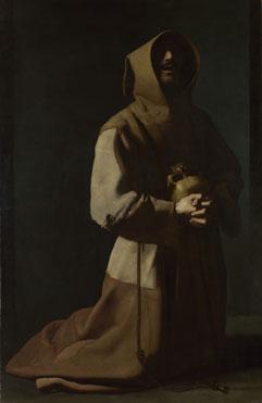 zurbaran-saint-francis-meditation-NG230-fm